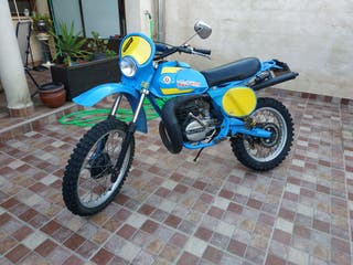Bultaco frontera mkII 370cc