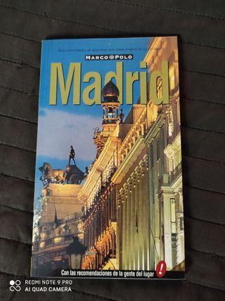 Guía de viaje Madrid