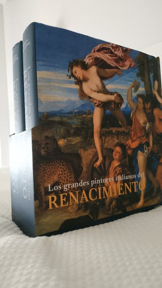 los grandes pintores italianos del Renacimiento