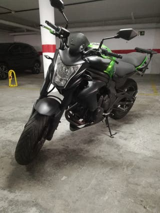 se vende moto nueva practicamenre