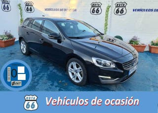 Volvo V60 D6 AWD GEARTRONIC TWIN ENGINE SUMMUM