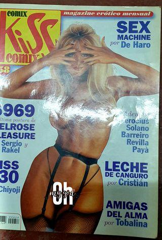 Colección cómics eróticos década 80/90