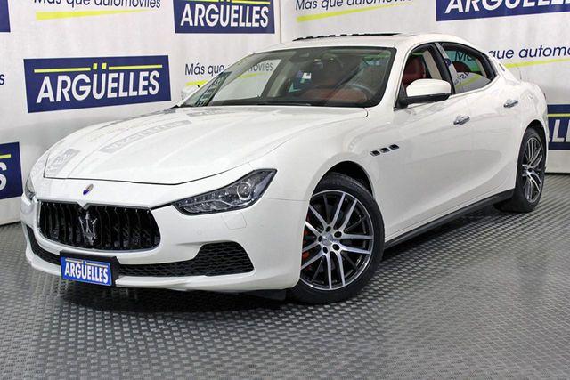 Maserati Ghibli 3.0 V6 350cv FULL EQUIPE NACIONAL
