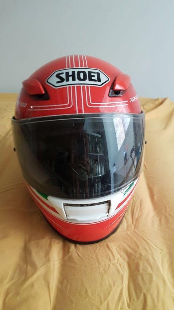 Casco Shoei XR 1100 edición limitada