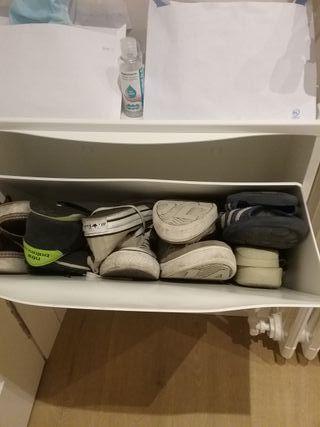 Zapatero para dejar zapatos coronavirus