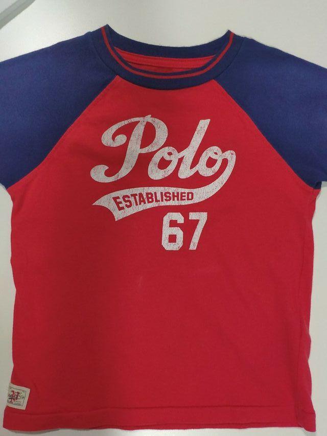 lote de polo y camisetas Ralph Lauren