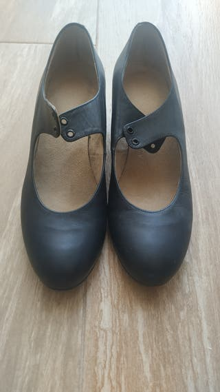 Zapatos de Claqué mujer talla 38 como nuevos