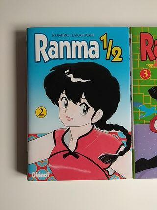 Manga, RANMA 1/2 (Glenat)