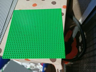 plataforma lego