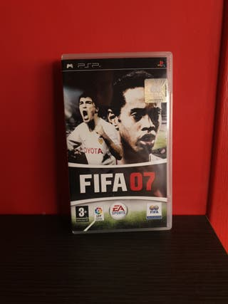 Juego Fifa 07 para PSP
