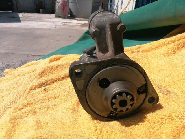 Motor de arranque Opel Combo Opel Corsa 1. 7 D