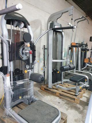 máquinas de gimnasio segunda mano