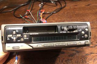 Pioneer KEH-P3600R + cargador CD CDX P23S 6cd's