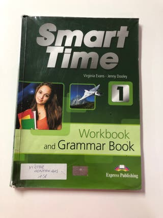 Libro Workbook 1º ESO express publishing