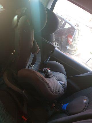 silla de auto Besafe izi plus black cab
