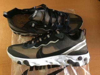 Zapatillas deportivas React Nike talla 44