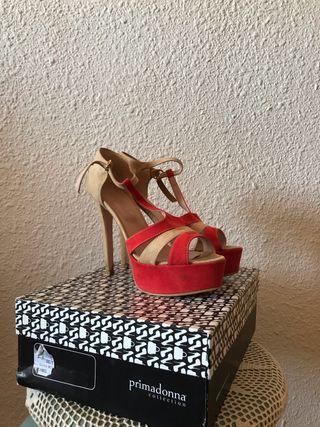 Zapatos tacón Primadonna