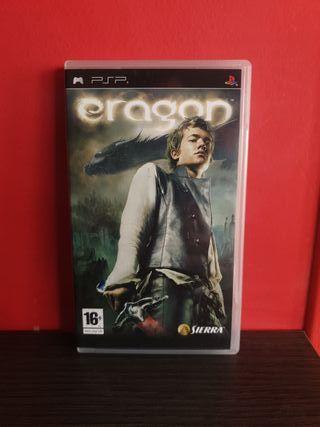 Juego Eragon para PSP