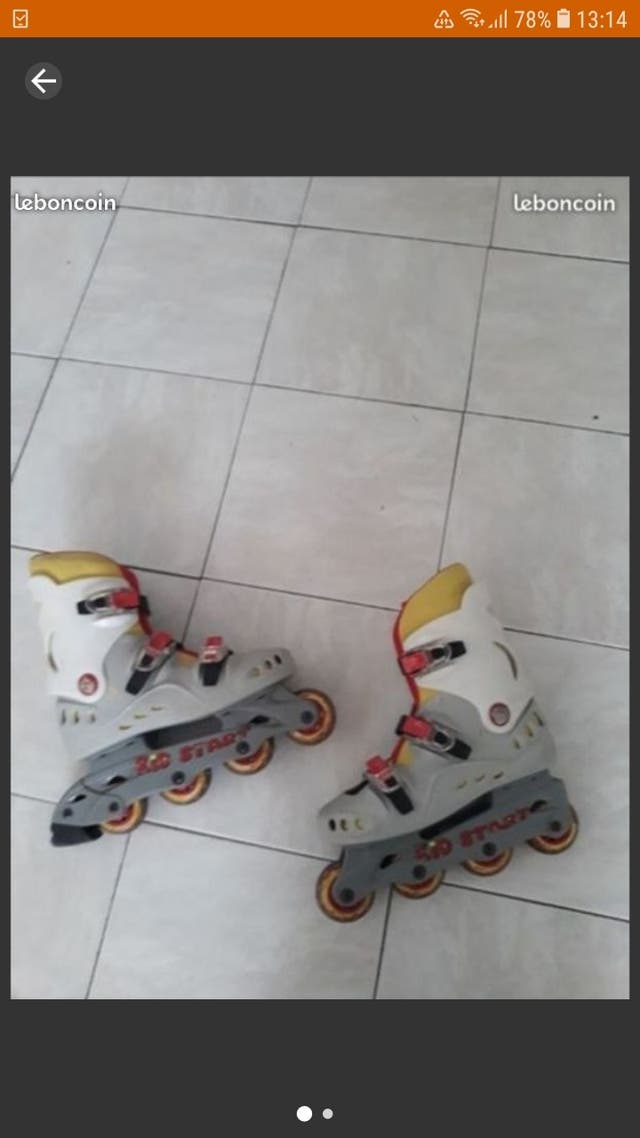 rollers mixtes (boys or girls)