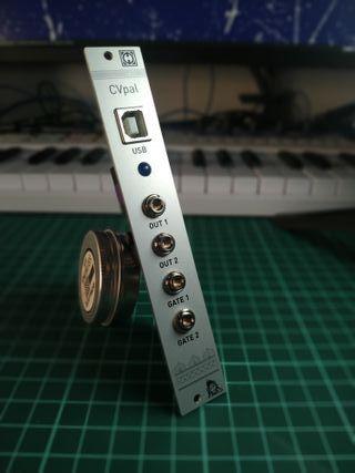 Mutable Instruments CVpal módulo eurorack