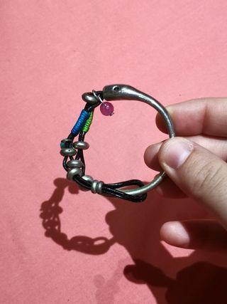Original pulsera serpiente