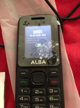 Alba mobile phone