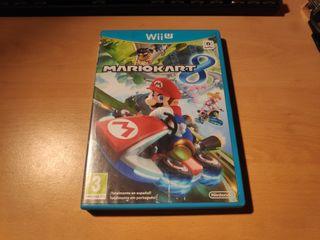 Mario Kart 8 de Wii U