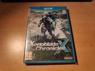 Xenoblade Chronicles X de Wii U