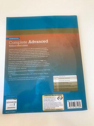 Complete Advanced Workbook