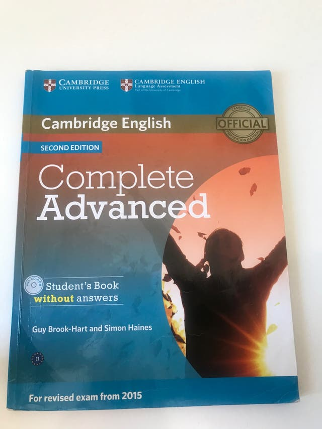 Complete Advanced Student's Book