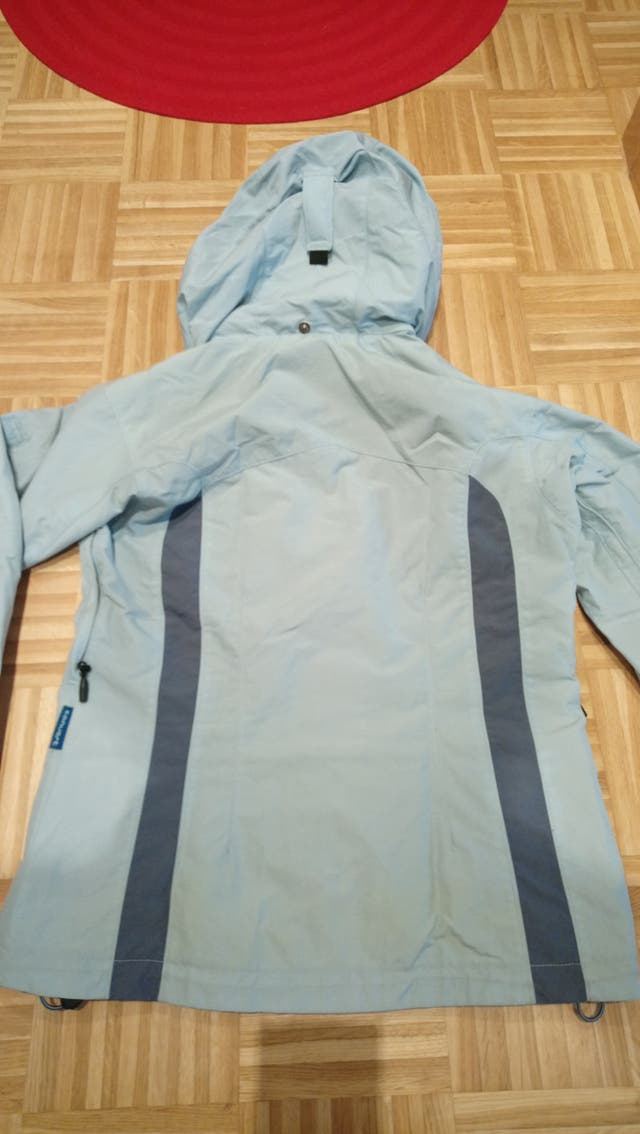 chaqueta columbia mujer talla S