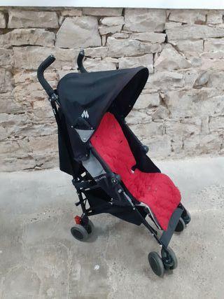 Maclaren quest (carrito silla bebe)