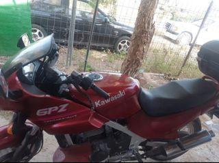 Kawasaki GPZ 500cc 1990