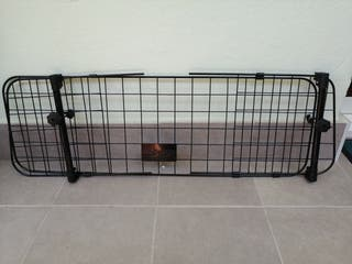 Separador barrera para perros