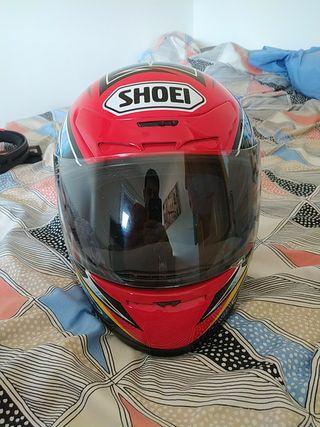 casco Shoei talla M