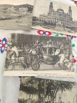 postales años 30 Francia