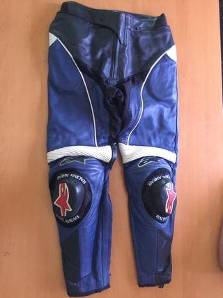 pantalon de moto talla 48