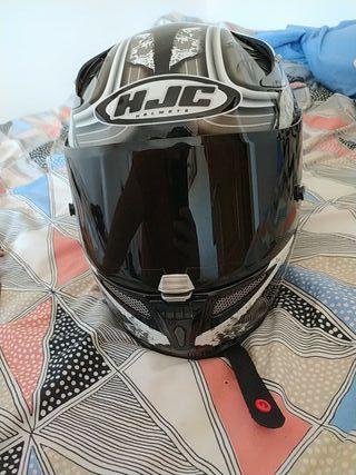 casco HJC HELMETS talla L