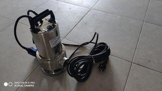 bomba de agua sucias