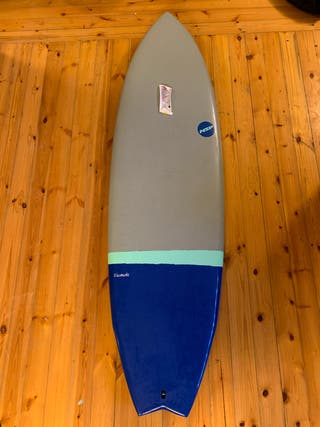 Tabla de surf NSP Epoxy Fish