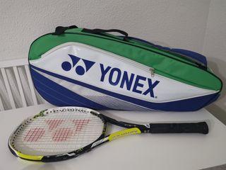 Raqueta de Tenis y Raquetero Yonex