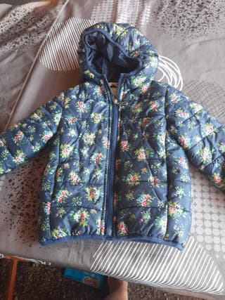 chaqueta niña 4 años