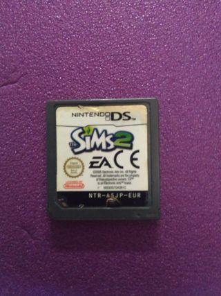 SIMS 2 NINTENDO DS, 2DS, 3DS
