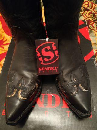 Botas Cowboy Sendra talla 40