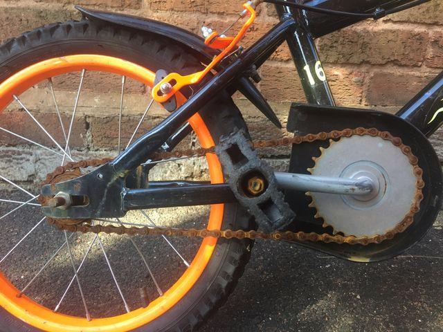 Strike16 Bike
