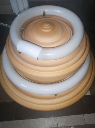 lámpara plafón de cocina