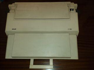 Máquina se escribir eléctrica OLIVETTI Mod CT606
