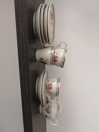 juego de té porcelana MAYER