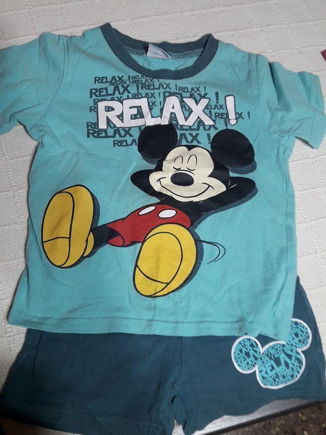 Pijamas niño 3 años