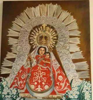 pinturas religiosas óleo